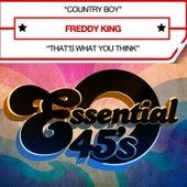 Country Boy (Digital 45) - Single by Freddy King
