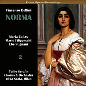 Bellini: Norma [1954], Vol. 2 by Maria Callas