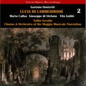 Donizetti: Lucia di Lammermoor [1953], Vol. 2 by Maria Callas