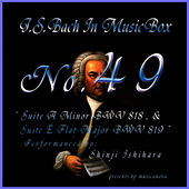 Bach In Musical Box 49/Suite A Minor Bwv818 And Suite E Flat Major BWV819 by Shinji Ishihara