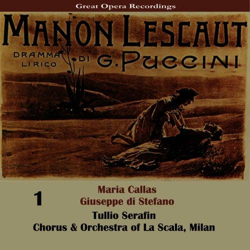 Puccini: Manon Lescaut [1957], Vol. 1 by Maria Callas