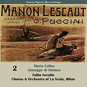Puccini - Manon Lescaut [1957], Vol. 2 by Maria Callas