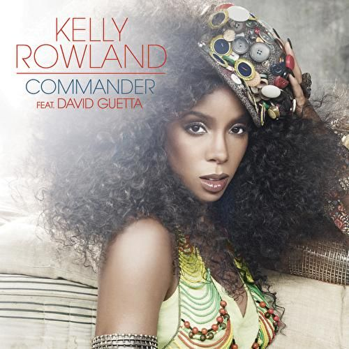 Commander by Kelly Rowland