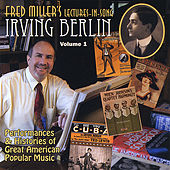 Irving Berlin, Vol. 1 by Fred Miller