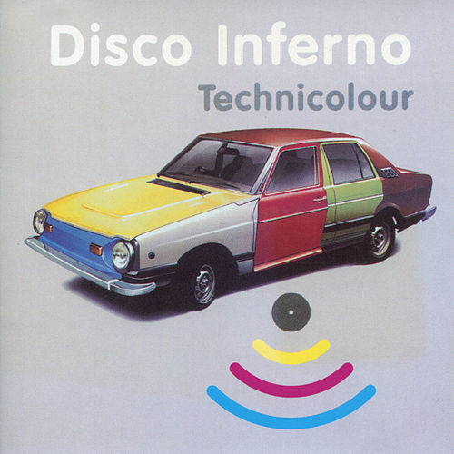 Technicolour by Disco Inferno
