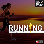 Running PowerMix (60 Minute Non Stop Workout Mix) [160-175 BPM] by Various Artists