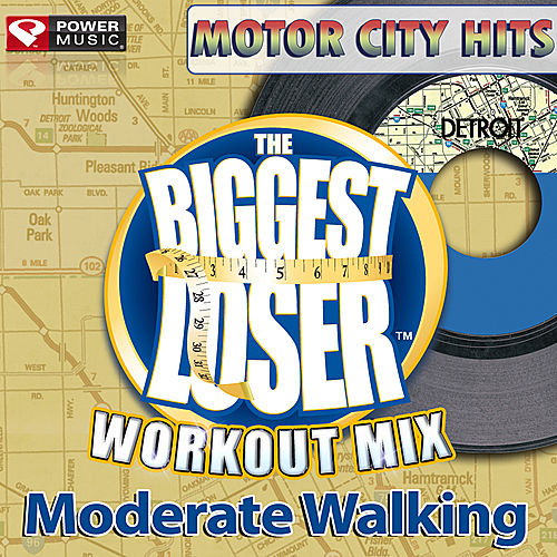 Biggest Loser Workout Mix - Motor City Hits (60 Minute Non-Stop Workout Mix) [122-125 BPM] by Various Artists