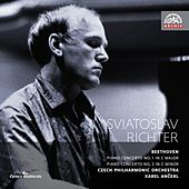 Beethoven: Piano Concertos by Czech Philharmonic Orchestra