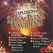 Salsa y Plena Navideña by Various Artists