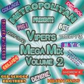 Metropolitan Records Presents Viper Mega Mix 2 by Various Artists