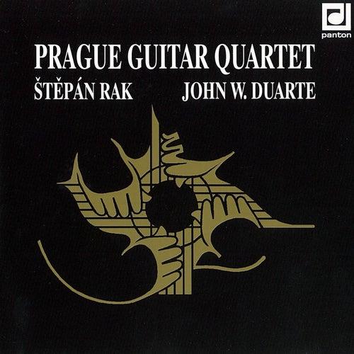 Duarte / Rak:  Prague Guitar Quartet by Prague Guitar Quartet