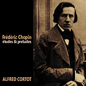 Études and Preludes by Alfred Cortot