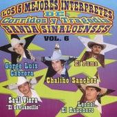 Los 5 Mejores Interpretes de Corridos y Tragedia Banda Sinaloenses by Various Artists