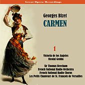 George Bizet: Carmen [1958], Vol. 1 by The French National Radio Orchestra