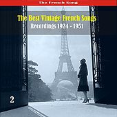 The Best French Vintage Songs Volume 2 by Various Artists