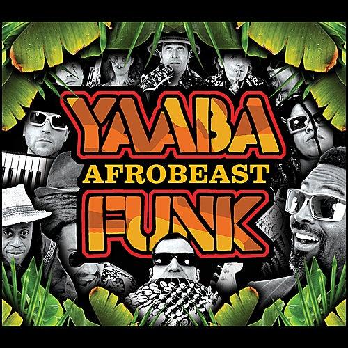 Afrobeast by Yaaba Funk