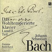 Bach: The Welltempered Clavier by Zuzana Ruzickova