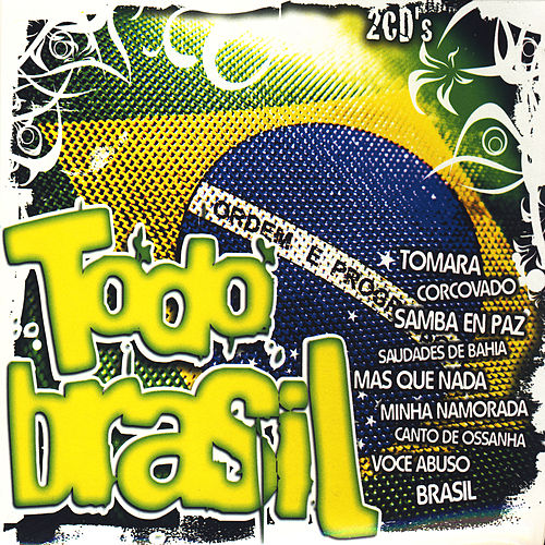 Todo Brasil (All Brazil) von Various Artists