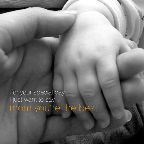 For Your Special Day,I Just Want To Say...Mom You're The BEST by Various Artists