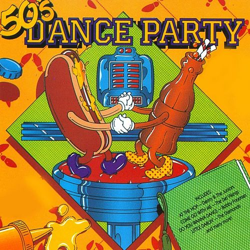 50's Dance Party by Various Artists