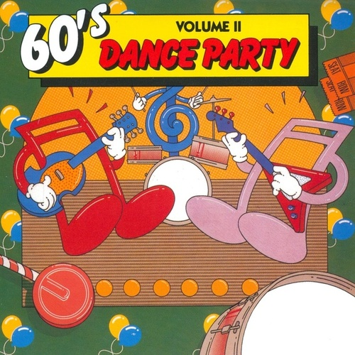 60's Dance Party - Vol. 2 by Various Artists