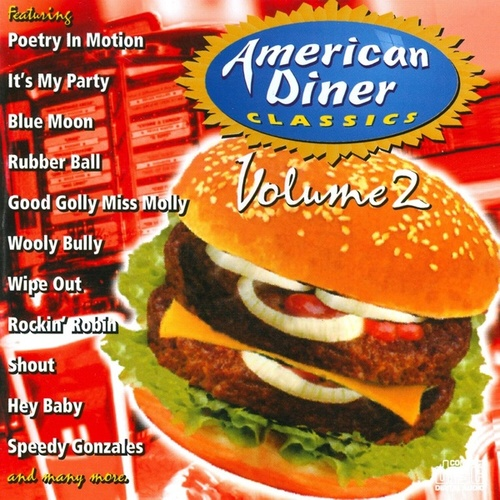 American Diner Classics: Vol. 2 by Various Artists