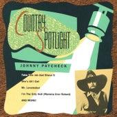 Country Spotlight by Johnny Paycheck