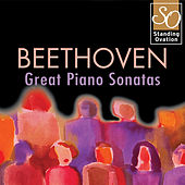 Beethoven - Great Piano Sonatas (Standing Ovation Series) by Various Artists