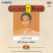 Golden Hour -S.Janaki (All Time Hits-Telegu Films) by Various Artists