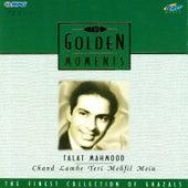 G.M-Talat Mahmood- Chand Lamhe Teri Mehfil Mein by Talat Mahmood