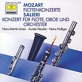 Mozart: Flute Concertos; Salieri: Concerto for Flute and Orchestra by Various Artists