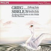 Sibelius: Karelia Suite; Swan of Tuonela/Grieg: Holberg Suite by Various Artists