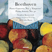 Beethoven: Piano Concerto No.5 / Piano Sonata No.30 by Stephen Kovacevich
