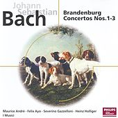 Bach, J.S.: Brandenburg Concertos Nos.1-3; Suite No.2 in B minor by Various Artists