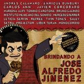 Brindando a José Alfredo Jiménez by Various Artists