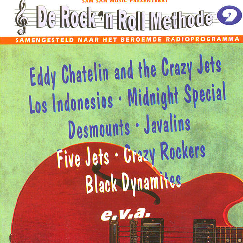 De Rock 'n Roll Methode Vol. 9 (Indo Rock) by Various Artists