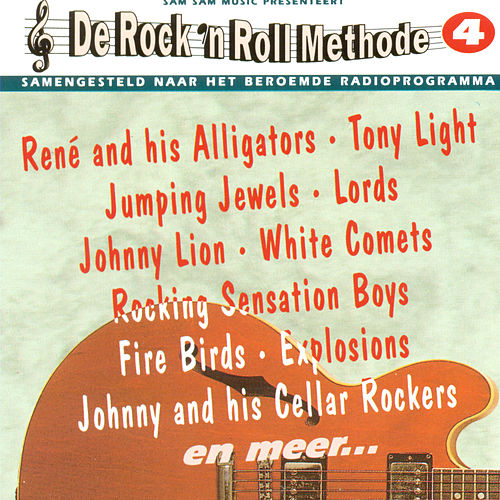 De Rock 'n Roll Methode Vol. 4 by Various Artists