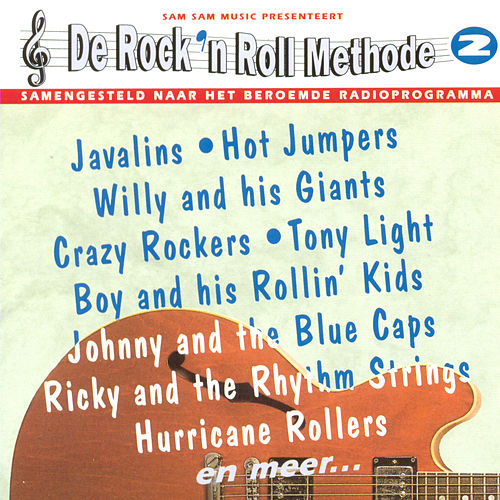 De Rock 'n Roll Methode Vol. 2 (Indo Rock) by Various Artists