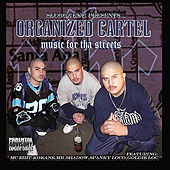 Music For Tha Streets by Organized Cartel