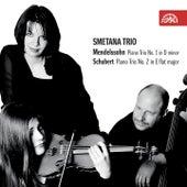 Mendelssohn & Schubert: Piano Trios by Smetana Trio