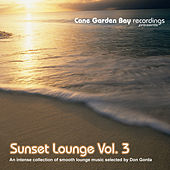 Sunset Lounge Vol. 3 – An Intense Collection of Smooth Lounge Music Selected by Don Gorda by Various Artists