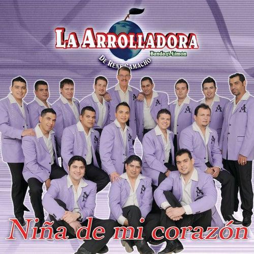 Niña De Mi Corazón by La Arrolladora Banda El Limon