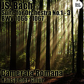 Bach: Suite for Orchestra No.1 - 3, BWV 1066 - 1067 by Camerata Romana