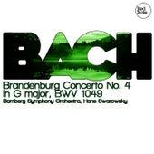 Bach: Brandenburg Concerto No. 4 in G major, BWV 1049 by Hans Swarowsky