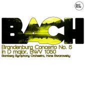 Bach: Brandenburg Concerto No. 5 in D major, BWV 1050 by Hans Swarowsky