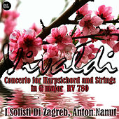 Vivaldi: Concerto for Harpsichord and Strings in G major RV 780 by Anton Nanut