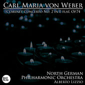 Von Weber : Clarinet Concerto No. 2 in E flat, Op.74 by Alberto Lizzio