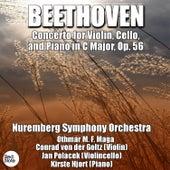 Beethoven: Concerto for Violin, Cello, and Piano in C Major, Op. 56 by Conrad von der Goltz