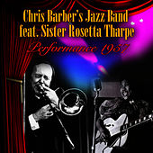 Performance 1957 by Chris Barber's Jazz Band