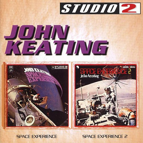 Space Experience Volume 1 & Volume 2 by John Keating